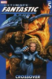 Ultimate Fantastic Four (2004) -INT05- Crossover