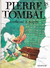 Pierre Tombal -18a2002- Condamné à perpète