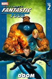 Ultimate Fantastic Four (2004) -INT02- Doom