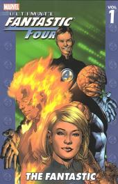 Ultimate Fantastic Four (2004) -INT01- The Fantastic