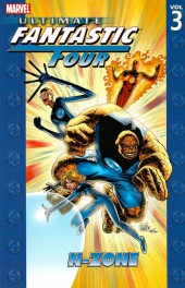Ultimate Fantastic Four (2004) -INT03- N-Zone