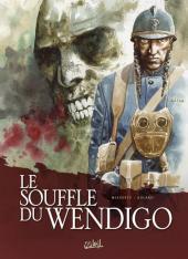 Le souffle du Wendigo -1- Le Souffle du Wendigo