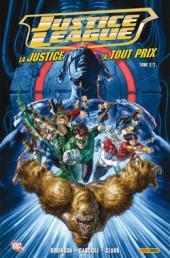 DC Heroes : Justice League -2- La justice à tout prix - Tome 2/2