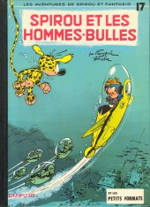 Spirou et Fantasio -17d80- Spirou et les hommes-bulles