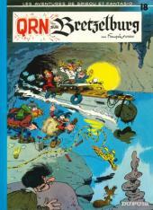 Spirou et Fantasio -18d84- QRN sur Bretzelburg