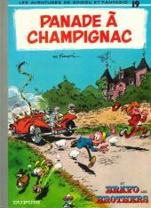 Spirou et Fantasio -19a1984- Panade à Champignac