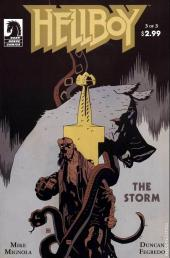 Hellboy (1994) -49- The storm 3