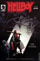 Hellboy (1994) -47- The storm 1