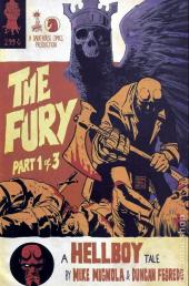 Hellboy (1994) -55- The fury 1