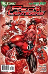 Red Lanterns (2011) -1- With blood and rage