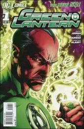 Green Lantern (2011) -1- Sinestro part 1