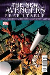 New Avengers (The) (2010) -16- Fear itself part 3