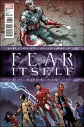 Fear Itself (2011) -6- Blood-tied and doomed