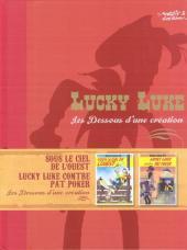 Lucky Luke - Les Dessous d'une création (Atlas) -26- Sous le ciel de l'Ouest - Lucky Luke contre Pat Poker