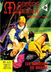 Contes malicieux -3- Les horreurs du marais