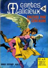 Contes malicieux -5- Enlevée par le Centaure