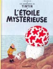 Tintin (Historique) -10C1- L'étoile mystérieuse