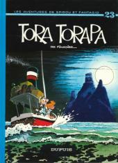 Spirou et Fantasio -23c83- Tora Torapa