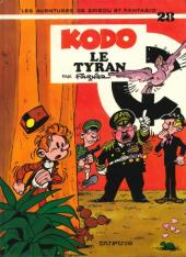 Spirou et Fantasio -28a82- Kodo le tyran
