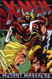 X-Men (TPB) -INTa- X-Men: Mutant Massacre