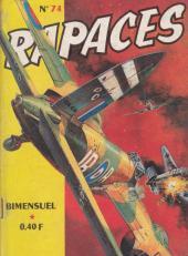 Rapaces (Impéria) -74- Coup direct