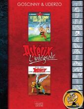 Astérix (L'intégrale - France Loisirs 2010) -18- Le ciel lui tombe sur la tête - Le livre d'Astérix Le Gaulois / Les voyages
