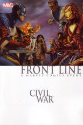 Civil War: Front Line (2006) -INT01- Civil War: Front Line - Book 1