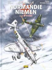 Escadrille Normandie Niemen -2- La 1re victoire