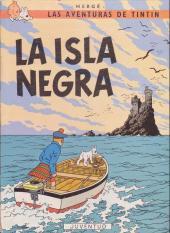 Tintín (Las Aventuras de) -7- La isla negra