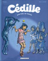 Cédille (2e série) -3- Mystère au musée