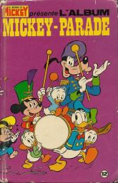 Mickey Parade -1REC012- 1re série - Album n°12 (n°13 et n°14)