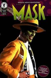 Mask (The): Official Movie Adaptation (1994) -1- The Mask: Official Movie Adaptation #1