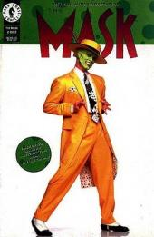 Mask (The): Official Movie Adaptation (1994) -2- The Mask: Official Movie Adaptation #2
