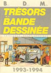 (DOC) BDM -9- Trésors de la Bande Dessinée 1993-1994