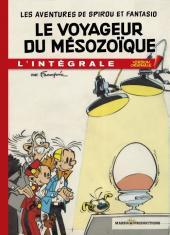 Spirou et Fantasio (L'intégrale Version Originale) -4- Le voyageur du Mésozoïque
