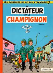 Spirou et Fantasio -7e83a- Le dictateur et le champignon