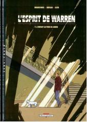 L'esprit de Warren -3- L'enfant au fond du jardin