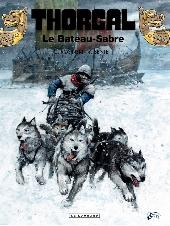 Thorgal -33- Le Bateau-Sabre