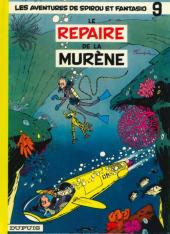 Spirou et Fantasio -9e85- Le repaire de la murène