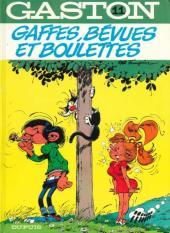 Gaston -11c1990- Gaffes, bévues et boulettes