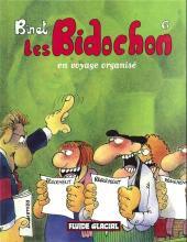 Les bidochon -6b2002- Les Bidochon en voyage organisé
