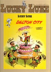 Lucky Luke - La collection (Hachette) -5- Dalton city