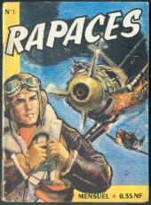 Rapaces (Impéria) -1- Cible secrète