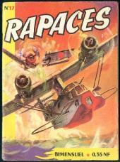 Rapaces (Impéria) -17- Vol de nuit 2/2 - Ciel de feu 1/2