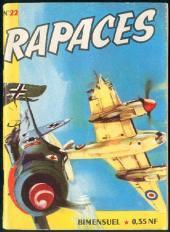 Rapaces (Impéria) -22- Arme de choc 2/2 - Torpilles avenue 1/2