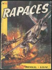 Rapaces (Impéria) -23- Torpilles avenue 2/2 - Un drôle de poste 1/2