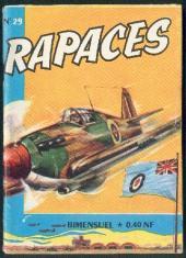 Rapaces (Impéria) -29- Ciel sauvage 2/2 - L'aigle 1/2