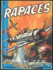 Rapaces (Impéria) -35- Triple coup 2/2 - Les yeux de la R.A.F 1/2