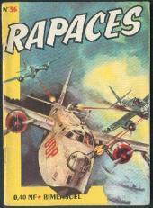 Rapaces (Impéria) -36- Les yeux de la R.A.F 2/2 - Pilote d'essai 1/2