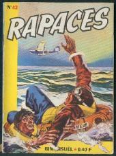 Rapaces (Impéria) -42- Tactique d'évasion 2/2 - Heures sombres 1/2